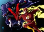Flash vs Nightcrawler