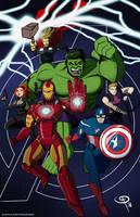 Marvel Cinematic Universe: Phase 1