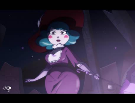 Eclipsa: Queen of Darkness (SC redraw)