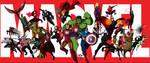 Marvel by Chillguydraws