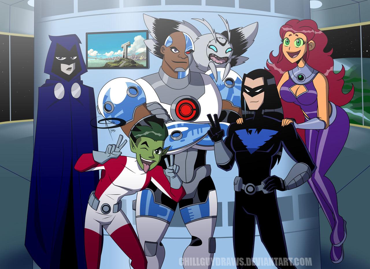 The Future Titans