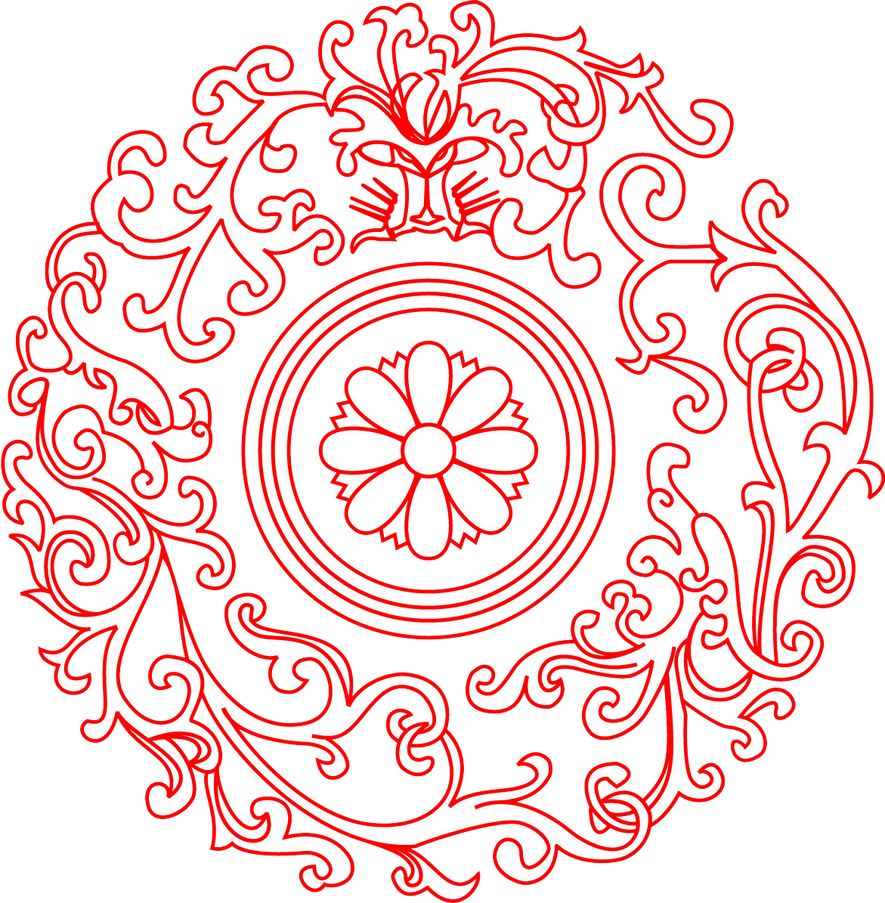 Chinese Dragon Patterns And Designs