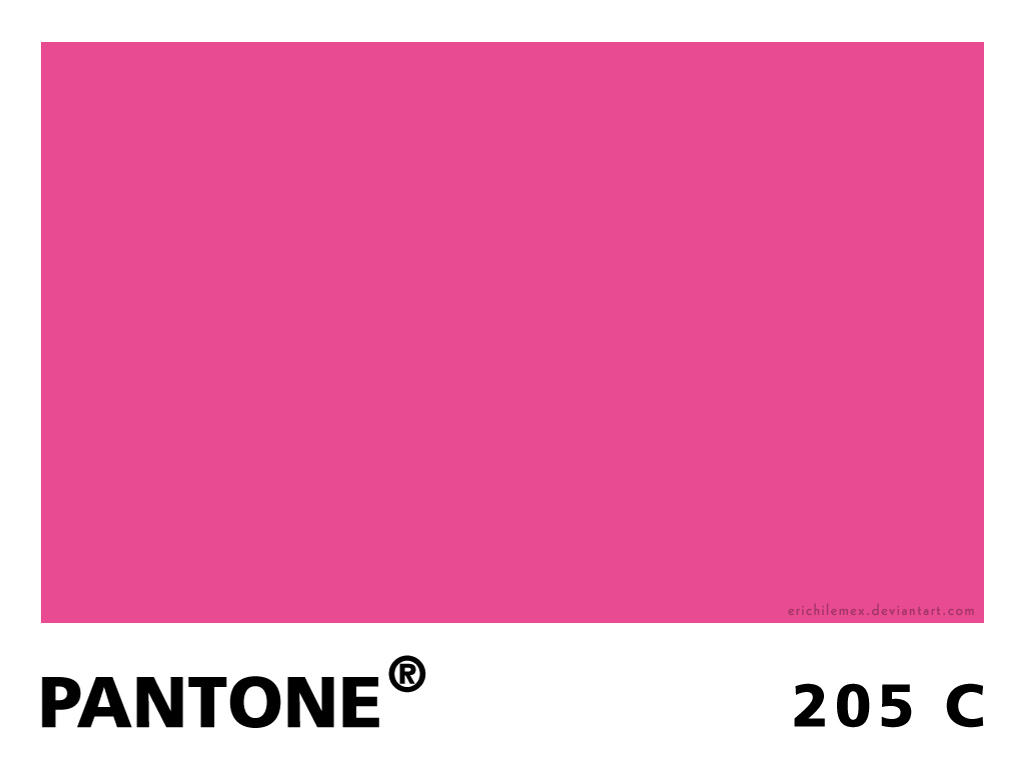 pantone pink color chart - photo #15