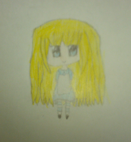 Alice by Sarielbell
