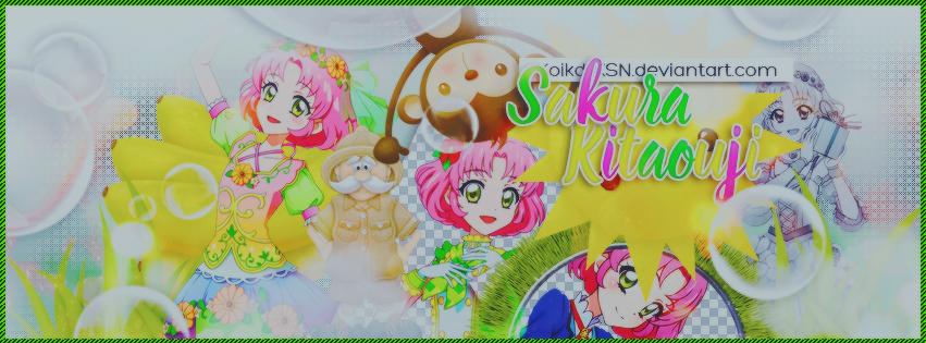 Cover Sakura Kitaouji by Koikd-KSN
