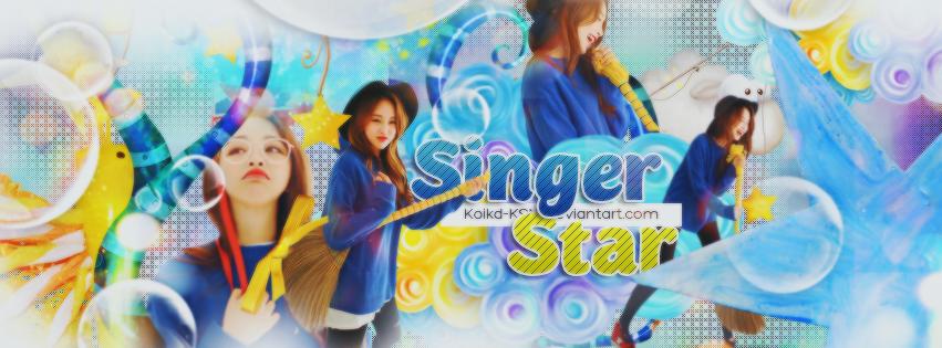 Cover Singer Star by Koikd-KSN