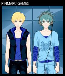 Tenyo and Iro
