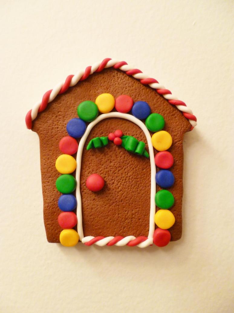 Gingerbread Winter Elf Door by FlyingFrogCreations ... & Gingerbread Winter Elf Door by FlyingFrogCreations on DeviantArt