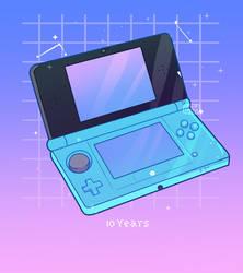 3DS 10th Anniversary