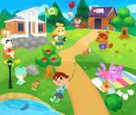 Animal Crossing 20th Anniversary