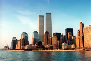 World Trade Center 1996 by vangry