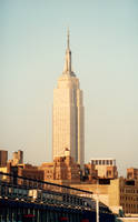 Empire State by vangry