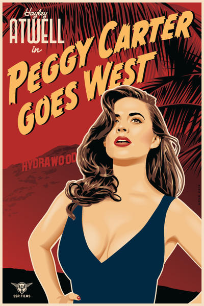 Peggy Carter Goes West