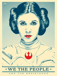 Rebel Princess by ratscape