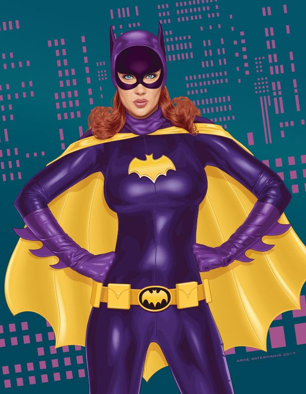 Batgirl by ratscape