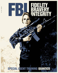 FBI Quantico by ratscape