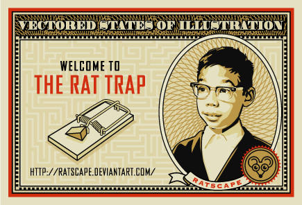 The Rat Trap by ratscape
