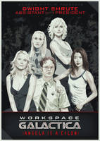 Workspace Galactica by ratscape