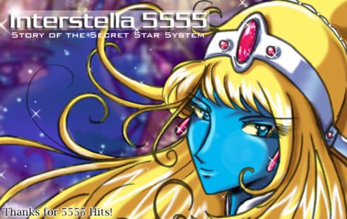 Interstella- 5555 Hits by BridgeChan