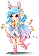 Pixel Workz - melodypearlsama by BridgeChan
