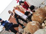 Shaman King.-.The team