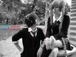 Vocaloid - Miku and Kaito