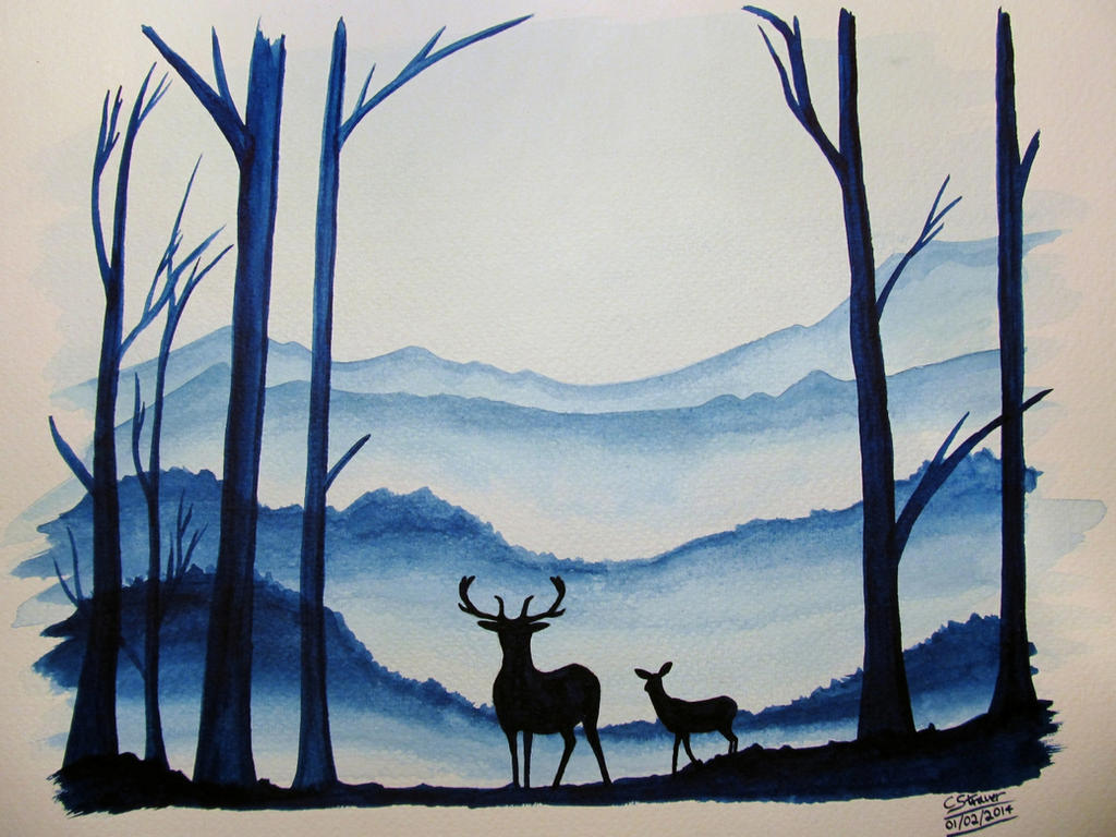 Buy Watercolour Painting