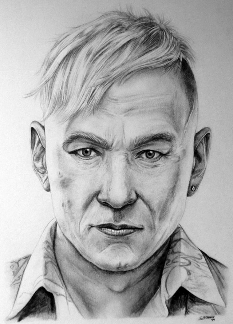 Far Cry 4 - Pagan Min Drawing by LethalChris