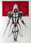 Assassin's Creed Star Wars - Crossover Fan Art