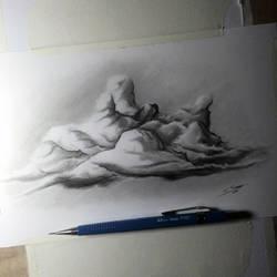 Cloud Drawing Study