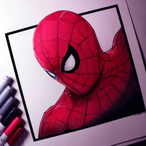 Spider-Man: Homecoming Drawing