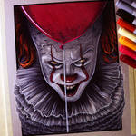 Pennywise - IT Chapter Two Fan Art Drawing