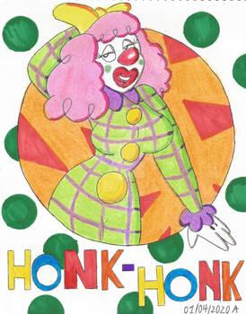 Clown Girl from Johnny Bravo