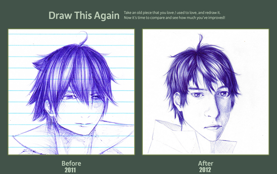 Draw this again by HyrokuSenpai