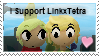 I Support LinkxTetra by maplerawr