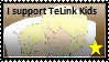 I Support TeLink Kids by maplerawr