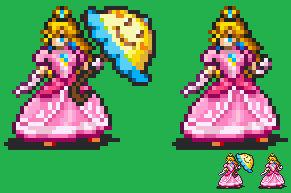 Smash Emblem: Princess Peach