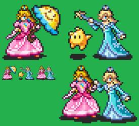 Smash Emblem: Rosalina
