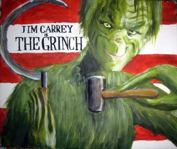 Jim Carrey The Grinch