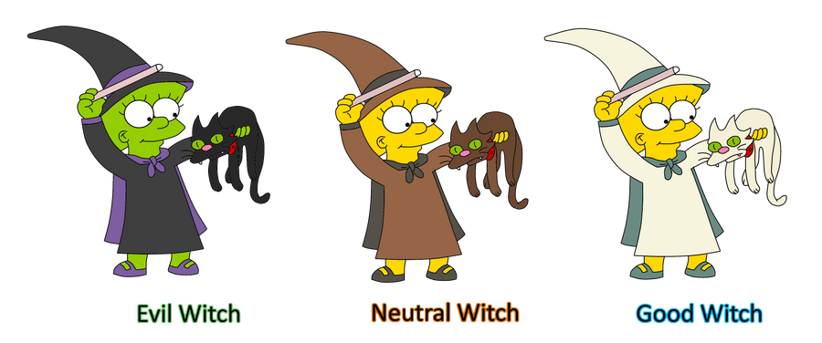 Lisa the Witch - Sims 2 Version by terry12fins24