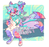 [open] Auction: Gummy Pirate