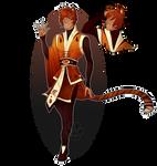 [Auction] Zodiac Adopt- Tiger (Closed!