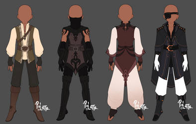Outfit adopts 1 (closed)