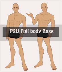 Full body masc Base [P2U] *UPDATE*