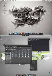 Desktop featuring Black Gloss