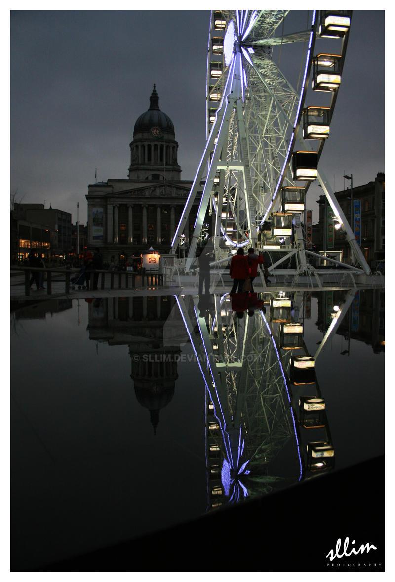 Nottingham by sllim