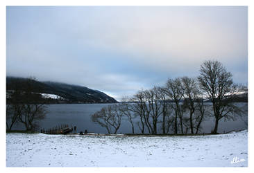 Overlooking Loch Ness by sllim