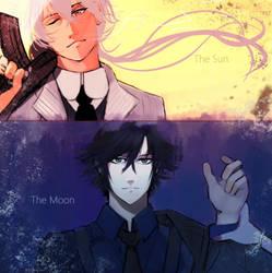 MM The Sun, The Moon,
