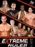Extrem Rules 2011 Poster