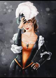 [OC] Miss Penington by Kristell54
